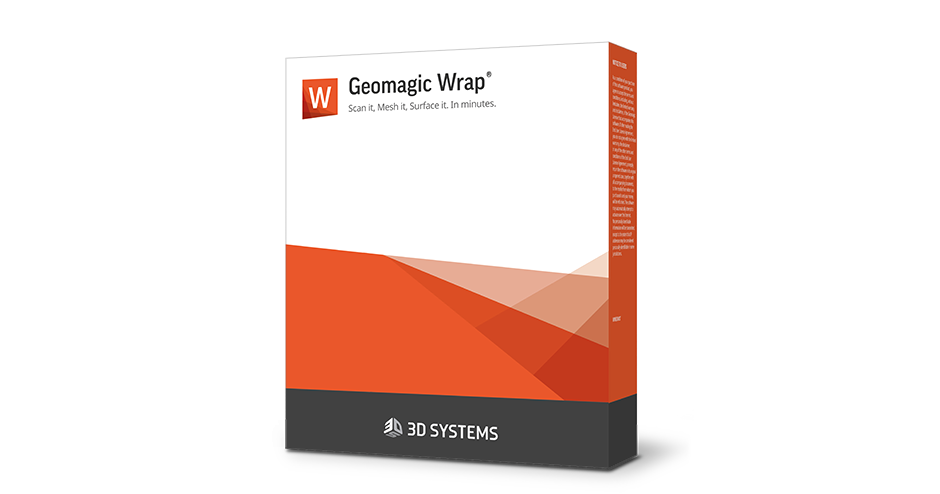 3D-Scan-Software Geomagic Wrap