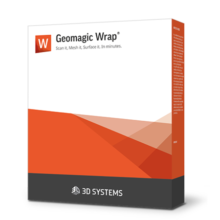 3D-Scansoftware Geomagic Wrap
