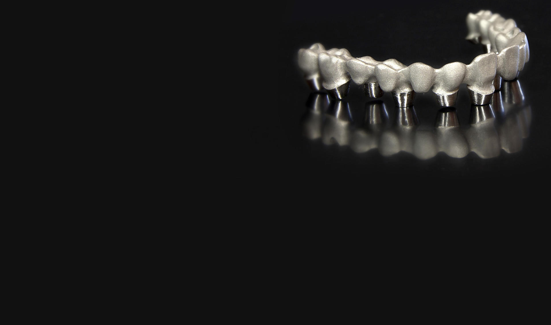 Customer Story Direct Metal 3D Printing Brings Growth Benefits to MicroDent Dental Lab top banner